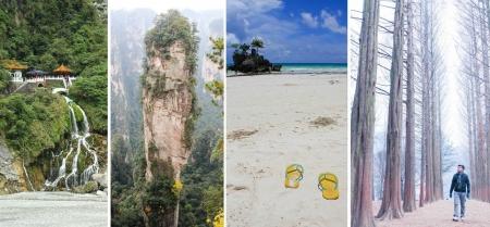 2013 favorite destinations asia