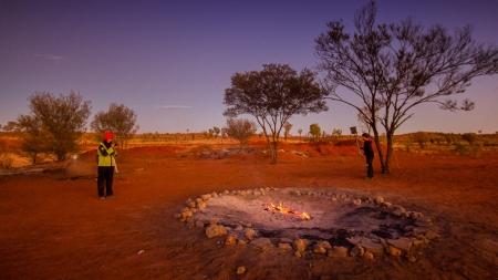 Australia Campfire