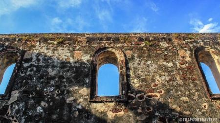 Malacca Ruins