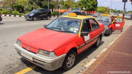 Malaysia Cab