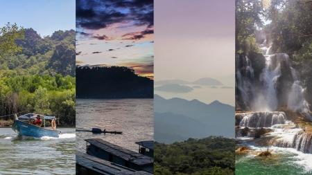 Top Destinations 2012