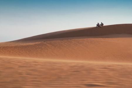 Travelers Sand Dunes
