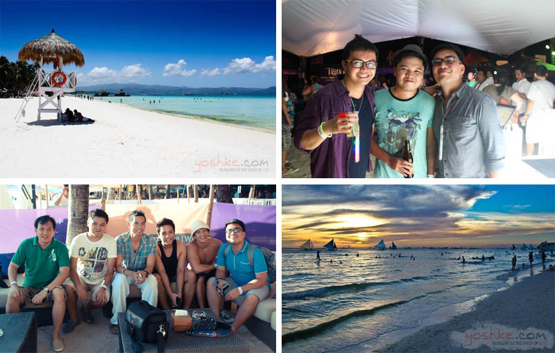Boracay with bloggers and Tattoo!