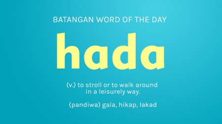hada meaning