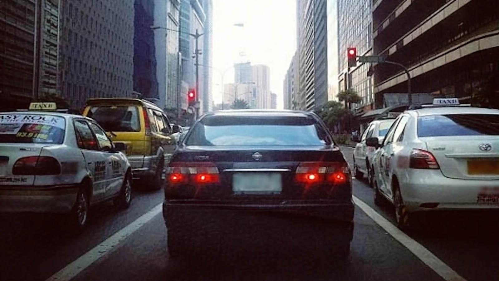 Rush Hour Manila