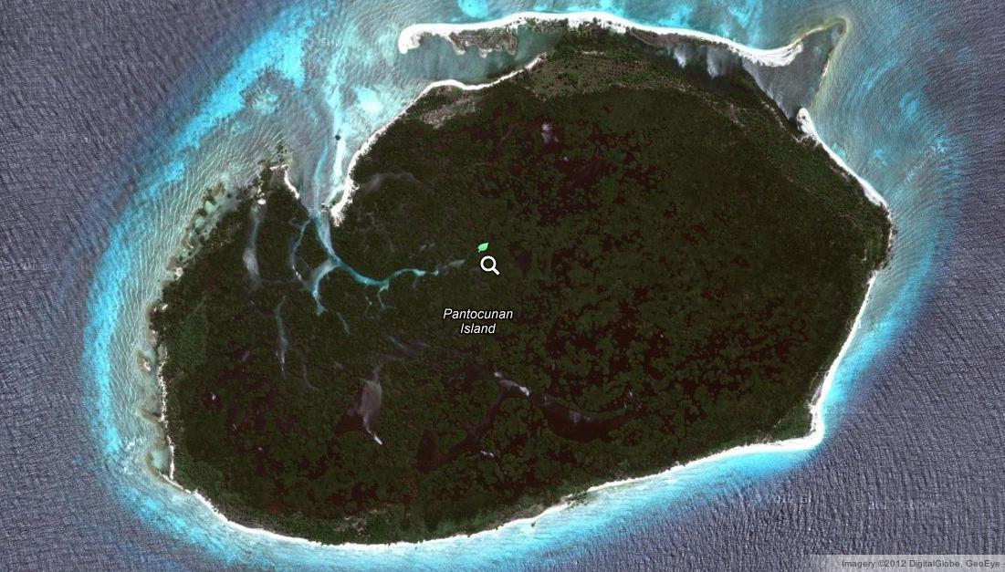 Pantuconan Island, Sulu