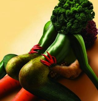 vegetable sex