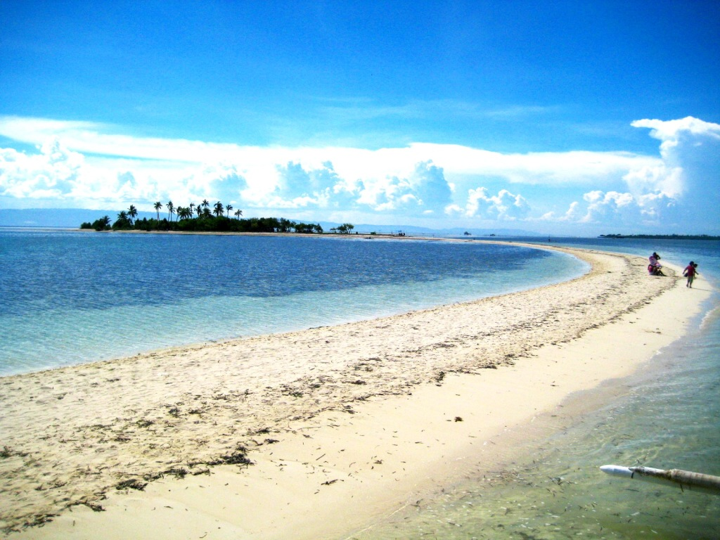 virgin island bohol