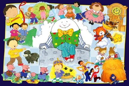 Image result for nursery rhymes pictures