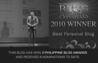 philippine blog awards yoshke
