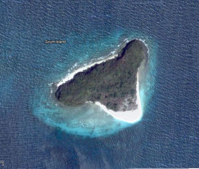 Sirum Island, Sulu