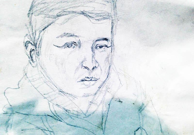yoshke sketch